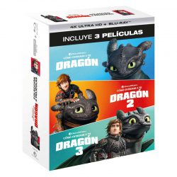 Como entrenar a tu dragón - Pack 1-3