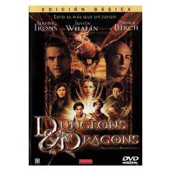 Dungeons & Dragons - Dragones y Mazmorras