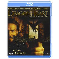 Dragonheart - Blu-ray - Corazón de dragón