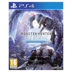Monter Hunter World Iceborne Master Edition - PS4
