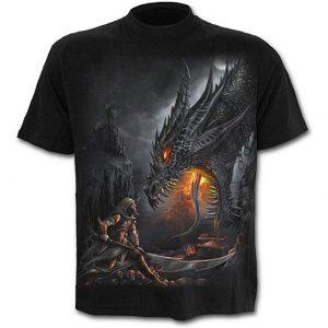Camisetas de dragones para sacar el fuego que llevas dentro!