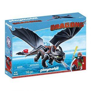 Dragones de Playmobil, especial Como entrenar a tu dragón!