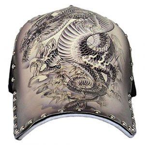 gorra de dragón