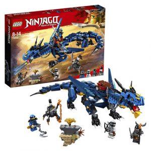 Dragones LEGO de juguete, especial NinjaGo