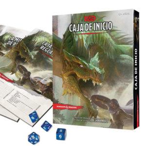 juegos de mesa de dragones, dungeons and dragons, d&d 5