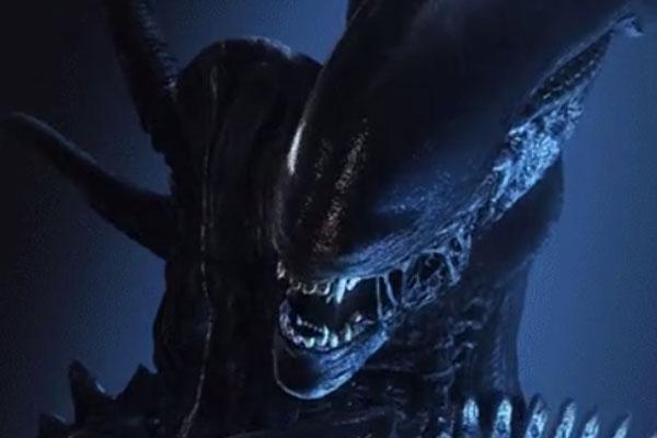 alien el octavo pasajero, tan parecido al dragón negro