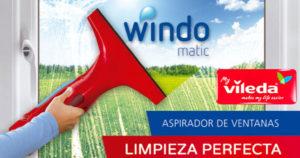 Limpia cristales Vileda Windomatic ➡️ Ofertas!