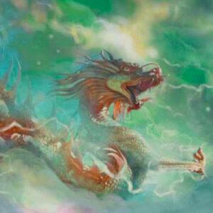 Dragones chinos y orientales